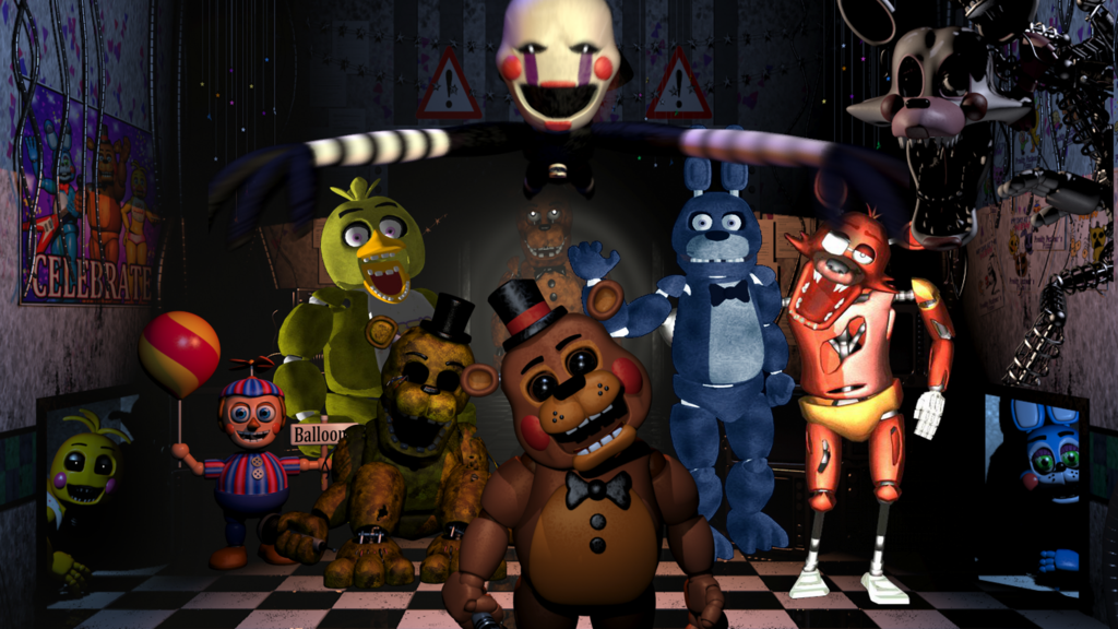 [LIVROS] Five nights at Freddy's – Olhos Prateados: Terror psicológico e infância (Resenha)
