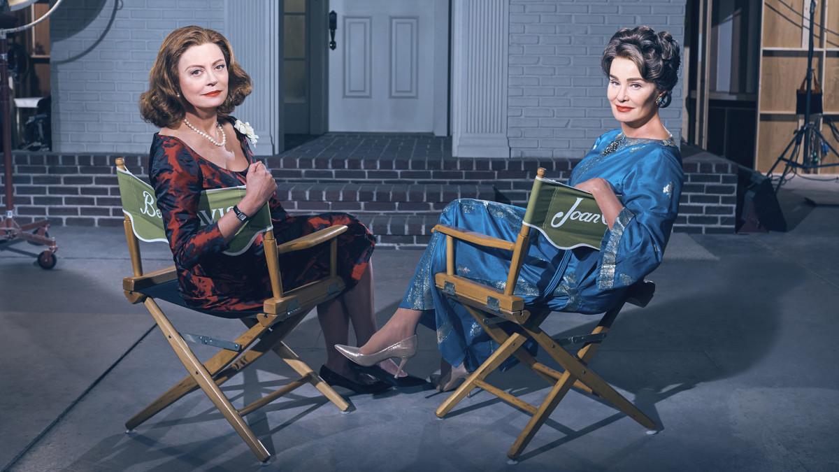 Feud – Bette & Joan: O machismo hollywoodiano como construção da rivalidade feminina