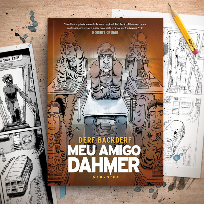DarkSide Graphic Novel