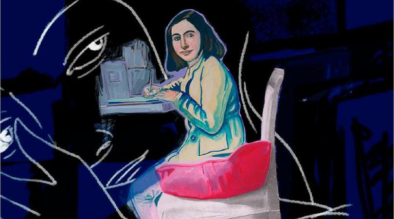 [QUADRINHOS] O Diário de Anne Frank Em Quadrinhos: A necessidade de relembrar o passado