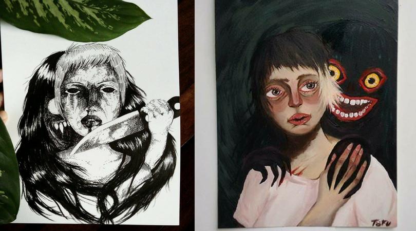 [ENTREVISTA] Duda TÖFU: Ilustração como terapia