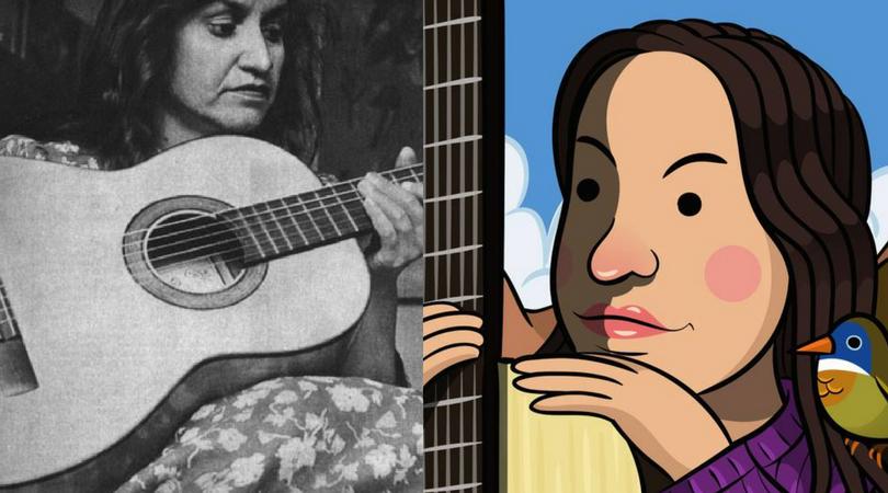 [LIVROS] Violeta Parra – Para Meninas e Meninos: Coleção AntiPrincesas
