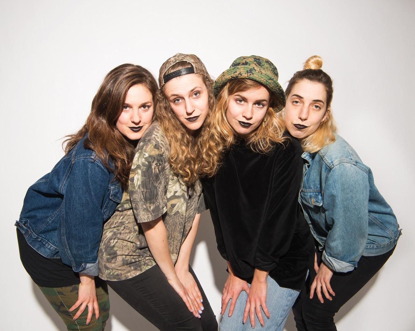 [MÚSICA] Chastity Belt: A banda feminista que não se leva tão a sério