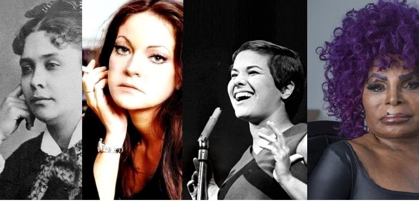 [MÚSICA] 4 Mulheres que Marcaram a História na MPB: E por que você deve conhecê-las