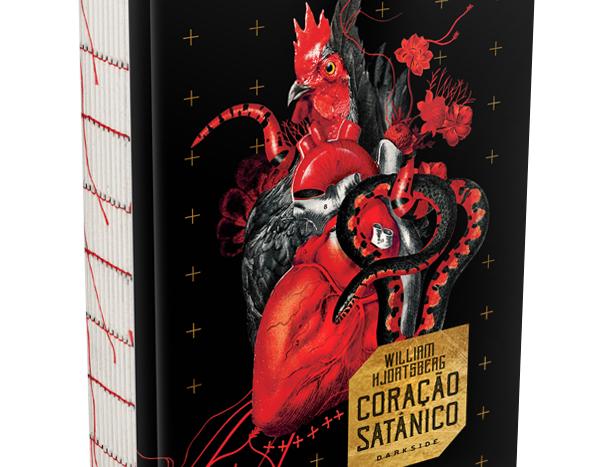 [LIVRO] Coração Satânico: Entre muito sangue e cadáveres (Resenha)