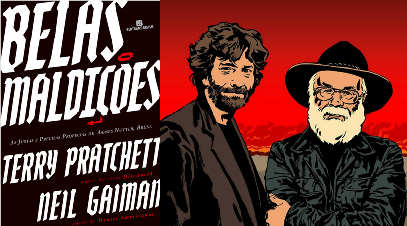 [LIVRO] Belas Maldições, de Neil Gaiman e Terry Pratchett: O apocalipse é politicamente incorreto!