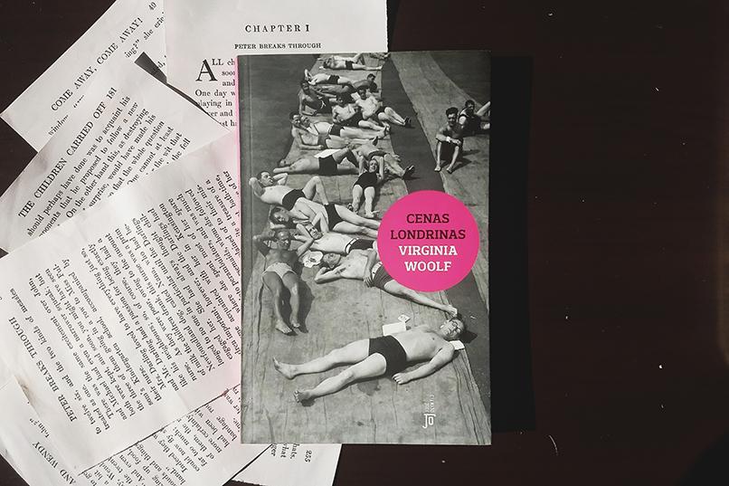 [LIVROS] Cenas Londrinas: Virginia Woolf e a visão feminina de Londres (Resenha)