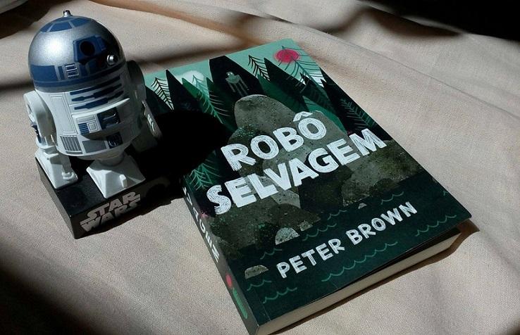 [LIVROS] Robô Selvagem: Literatura infanto-juvenil para qualquer idade (Resenha)