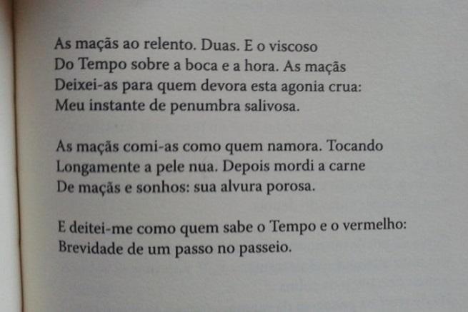 Da poesia