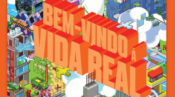 [LIVRO] Bem Vindo à vida Real: Video game, vício e as muitas realidades (Resenha)