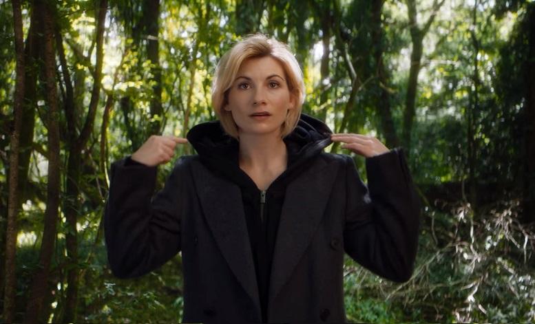 """[DOCTOR WHO] Jodie Whittaker: """"Eu quero dizer aos fãs que não tenham medo do meu gênero."""""""