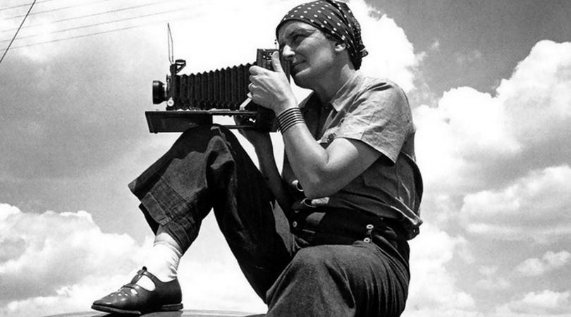 Mulheres na história da fotografia documental: Dorothea Lange