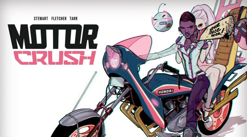 [QUADRINHOS] Motor Crush: Poder Feminino e diversidade sobre duas rodas!