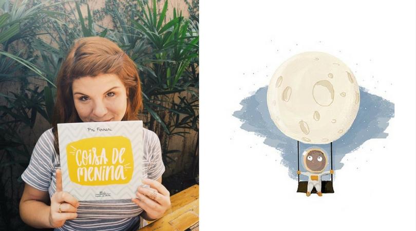 [LIVROS] Coisa de Menina: O livro infantil que empodera crianças (Resenha)