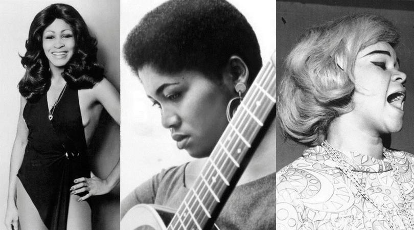 Mulheres Negras no Rock: Tina Turner, Odetta e os Anos 60