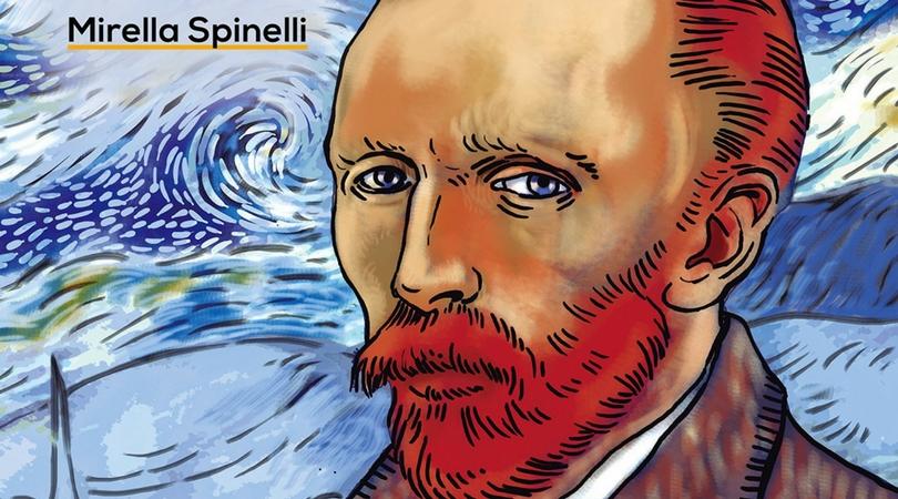 [QUADRINHOS] Vincent Van Gogh: A linha tênue entre a arte e a saúde mental (Resenha)