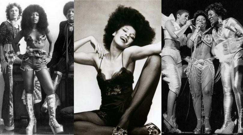 Mulheres Negras no Rock: Betty Davis, Trio Labelle, Joyce Kennedy e os Anos 70