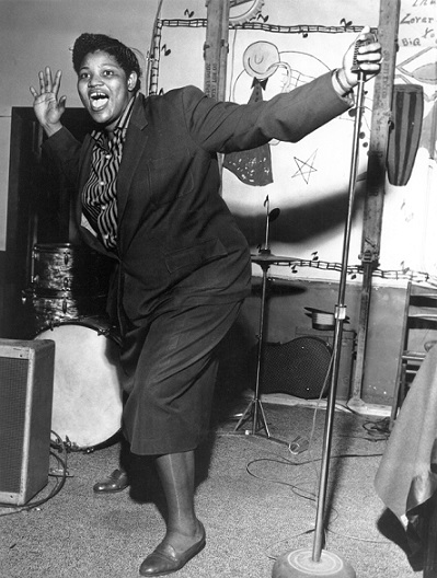 Negras no Rock, Big Mama Thornton