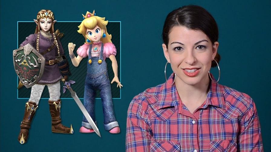 [GAMES] Anita Sarkeesian: A misoginia online no level HARD