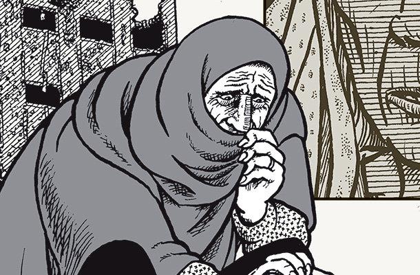 [QUADRINHOS] Reportagens: A verdade no jornalismo em quadrinhos de Joe Sacco e por que não acreditamos em jornalismo imparcial