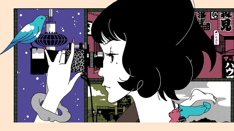 The Tatami Galaxy: a loucura de uma segunda chance