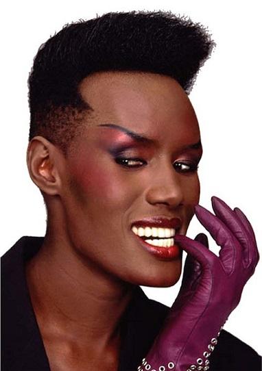 Negras no Rock Grace Jones