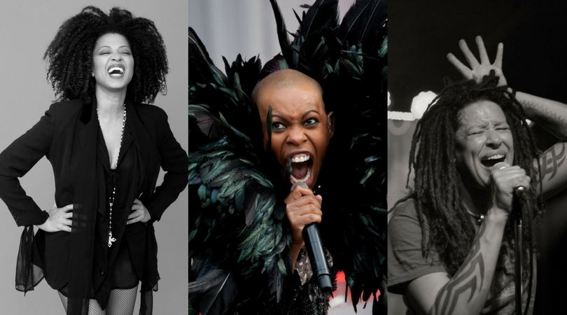 Mulheres Negras no Rock: de Lisa Fischer ao Rock Alternativo dos Anos 90