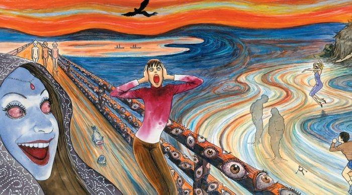 [MANGÁS] Fragmentos do Horror: Conheça a bizarrice de Junji Ito!