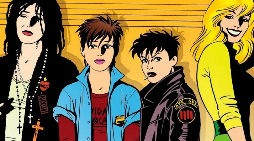 [QUADRINHOS] Love & Rockets: Protagonismo feminino e muito Punk Rock!