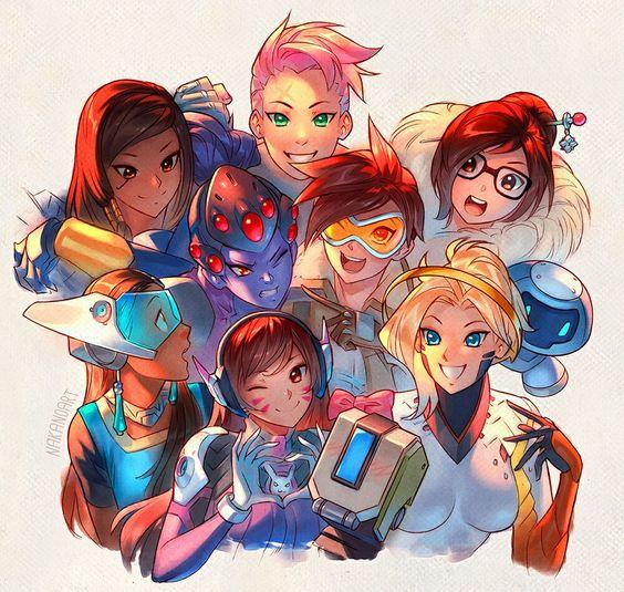 Overwatch: o impacto da representatividade feminina na indústria de jogos