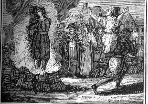 Calibã e a Bruxa