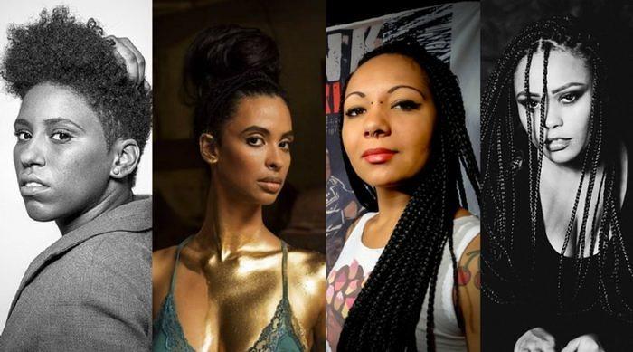 Mulheres Negras no Rock: Mahmundi e as Brasileiras!