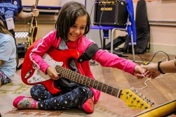 [MÚSICA] Girls Rock Camp: Curitiba recebe edição do evento!