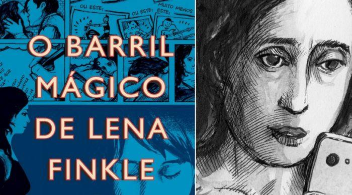 O Barril Mágico de Lena Finkle: questões de gênero e redescobertas femininas