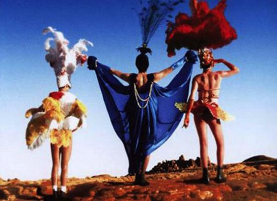 Priscilla, a Rainha do Deserto: identidade e performance!