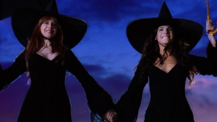 Da Magia à Sedução bruxas halloween