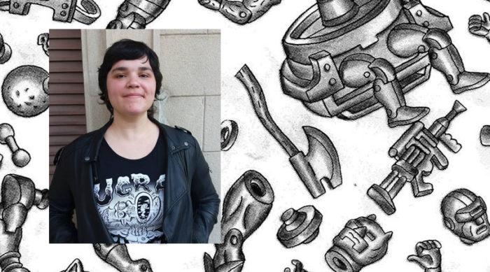 [ARTE] Achados da Feira Des.gráfica: Conheça o trabalho da quadrinista Aline Zouvi!