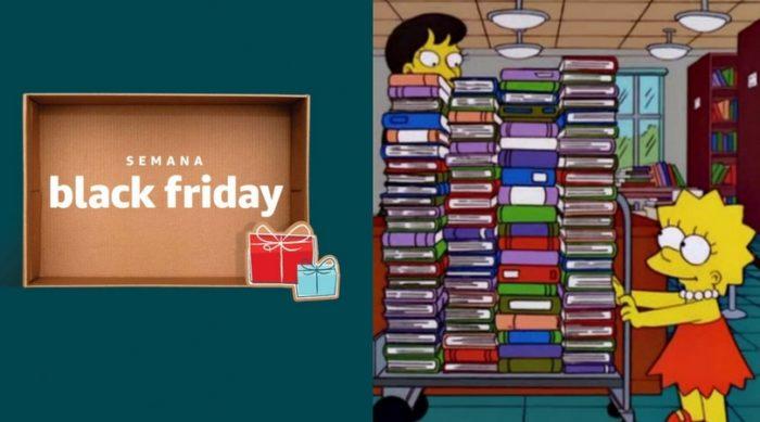 [PROMOÇÃO] A Black Friday na Amazon COMEÇOU! Vem conferir as ofertas selecionadas!