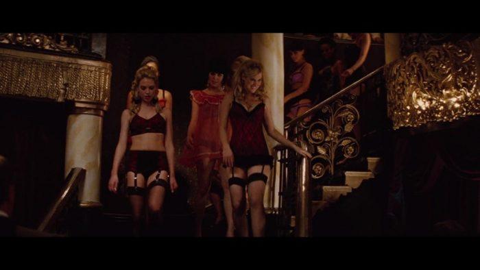 Clubes de striptease masculino de Vegas
