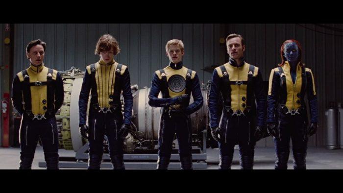 X-Men Primeira Classe
