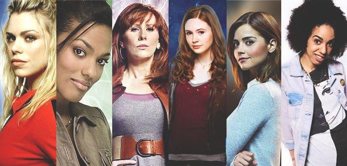 A representação feminina em Doctor Who: a causa das garotas impossíveis