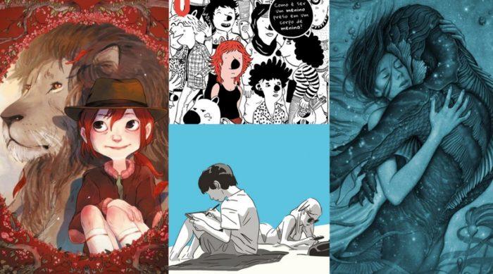 [DICAS] Veja os últimos lançamentos de livros e HQs desse mês na Amazon!