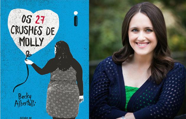 [LIVROS] Os 27 Crushes de Molly: Um Young Adult que conversa com o público atual