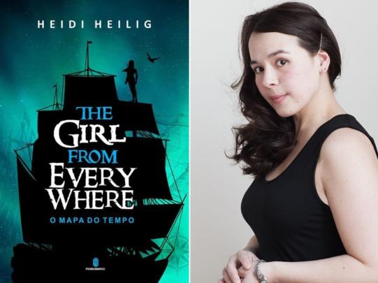 [LIVROS] The Girl From Everywhere: Uma construção feminina do destino (Resenha)