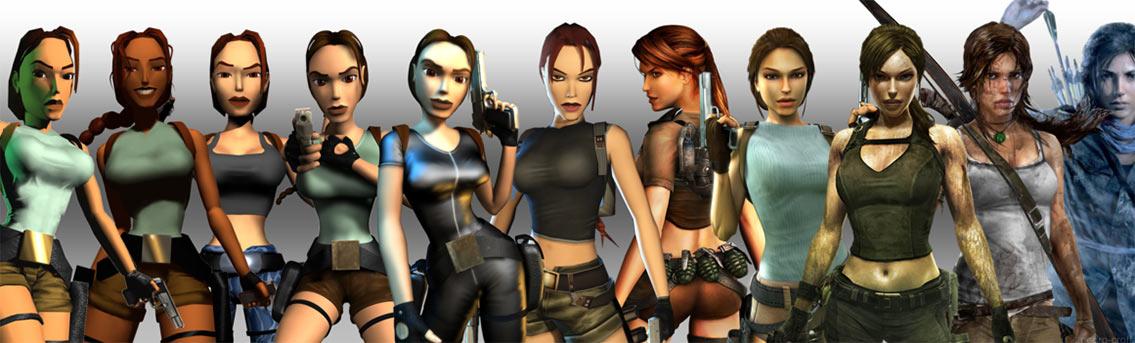 Tomb Raider: Lara Croft, muito mais que um sex symbol dos games