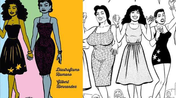 Diastrofismo Humano: a saga feminina que todo mundo deveria ler
