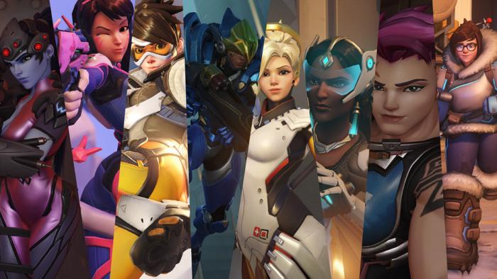 [GAMES] Overwatch e a diversidade de mulheres nos games