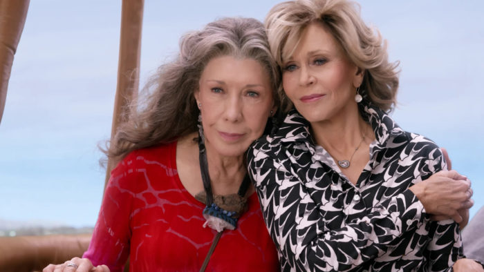 [SÉRIES] Grace and Frankie: A hora e a vez das mulheres mais velhas