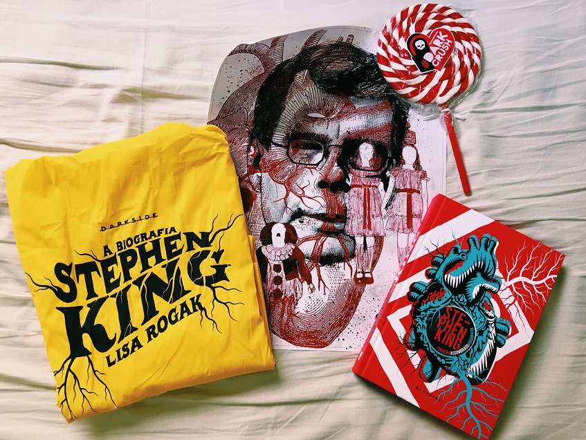 Coração Assombrado, Stephen King