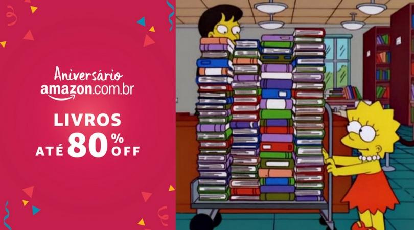 [PROMOÇÃO] 30 horas de ofertas imperdíveis no Aniversário da Amazon, confira!